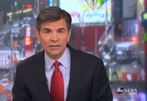 http://abcnews.go.com/GMA/video/george-stephanopoulos-addresses-donation-clinton-global-foundation-31066738