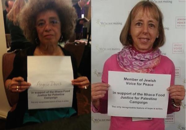 Greenstar Boycott Angela Davis Medea Benjamin