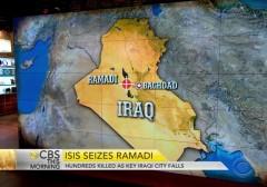 ISIS Ramadi CBS News