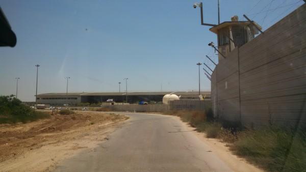 Israel Erez Crossing