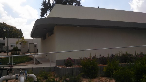 Kibbutz Be'eri New School Design