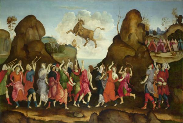 LI #05 Apis Bull Worship