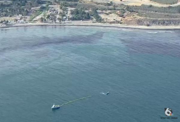 LI #06 Santa Barbara Oil Spill