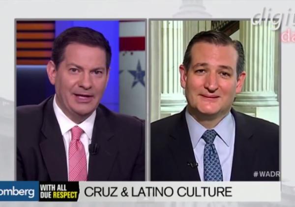 Mark Halperin Bloomberg How Cuban is Ted Cruz Racist