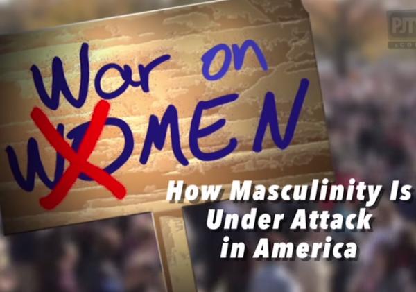 Pj media boyhood under attack war on men bill whittle stephen green war on women