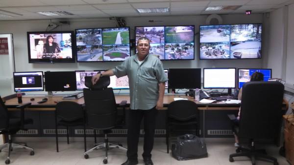 Sderot Security Center David Shneor