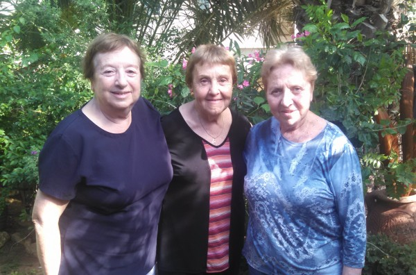 Sisters of Leon Kanner - Irit Miriam Rachel