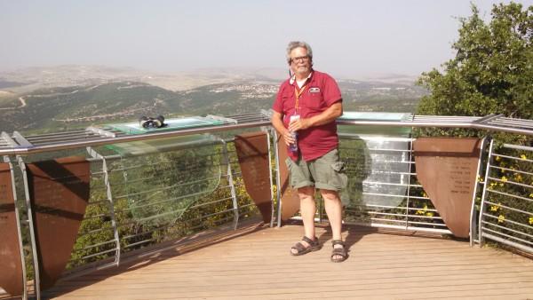[Udi Guberman, Travel Israel Tour Guide]