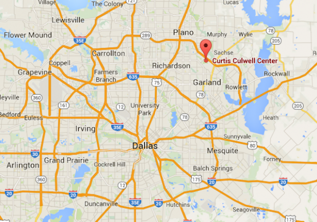Show A Map Of Texas.Garland Texas Map Business Ideas 2013