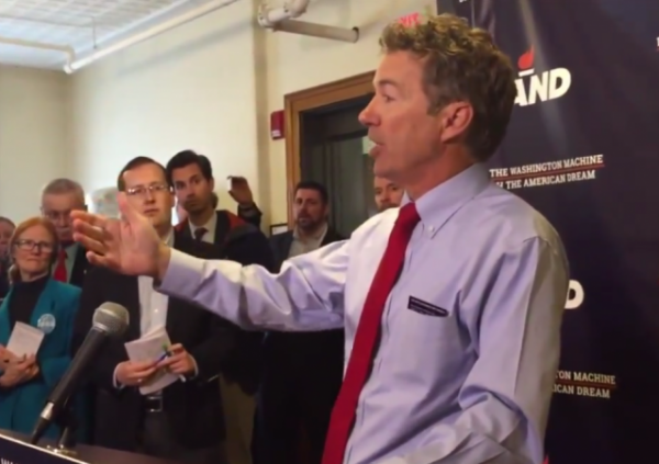 rand paul president 2016 pro life debbie wasserman shultz abortion constitution