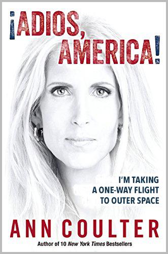 Adios America Cover