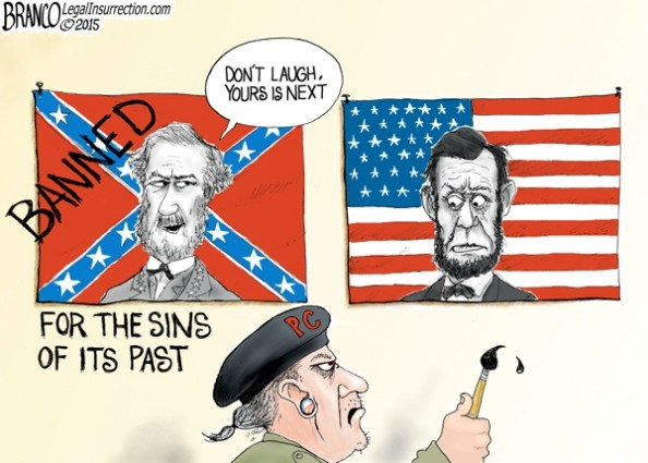 Banning Flags