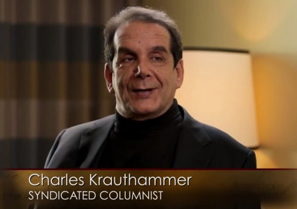 Charles Krauthammer interview