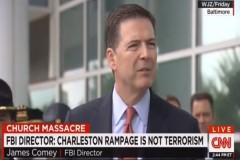Comey_not terrorism