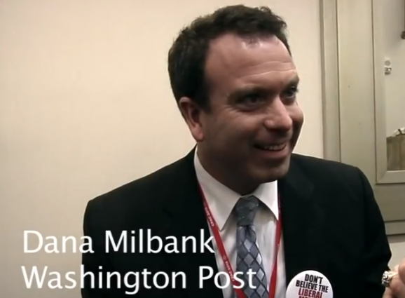 Dana Milbank Washington Post Heritage