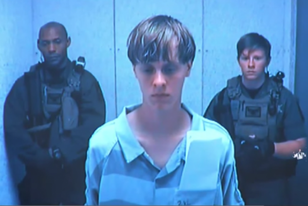 Dylann Storm Roof Arraignment