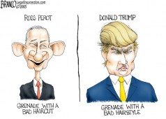 Perot and Trump
