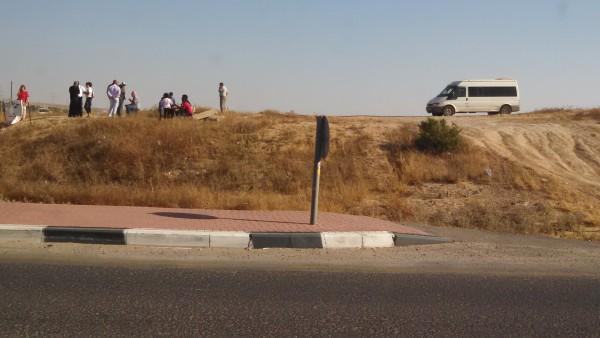 Negev Bedouin Protest