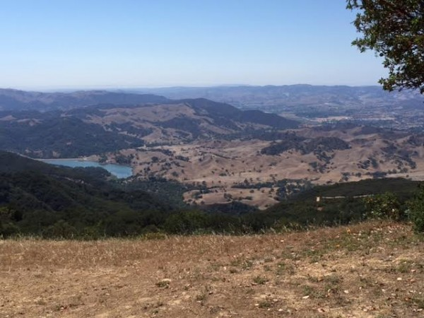 [Reagan Ranch - View from Former Helipad]