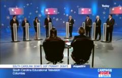 South Carolina Senate Primary Debate 5-30-2014