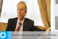 Tony Blair new role