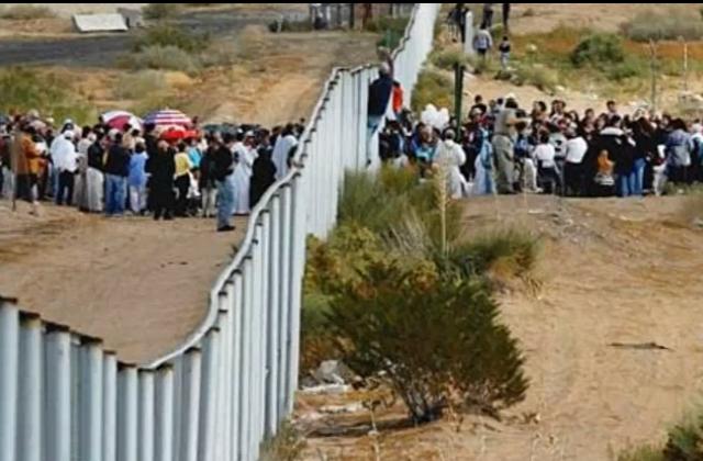 childhood immigration flood