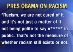 obama said the n word