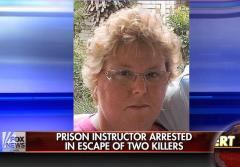 prison employee mitchell