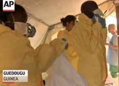 west africa ebola outbreak