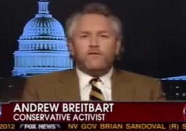Andrew Breitbart on FOX