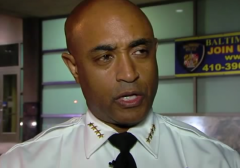 Baltimore Police Commissioner Anthony Batts Fired Freddie Gray