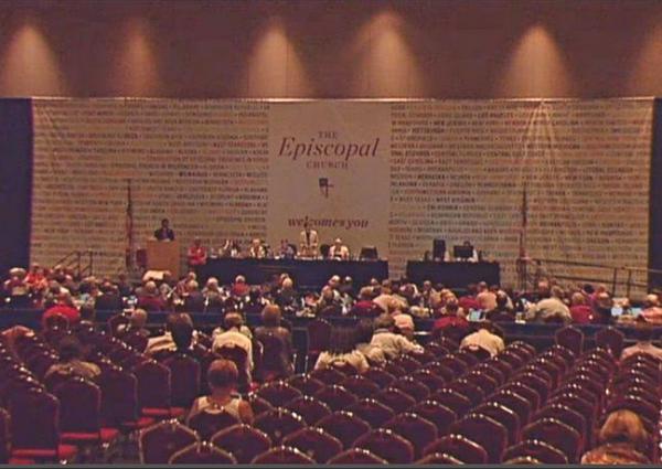 Episcopal House of Bishops Annual Meeting Voting Down BDS 2015