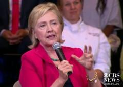 Hillary Clinton Planned Parenthood
