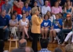 Hillary Clinton on Keystone XL