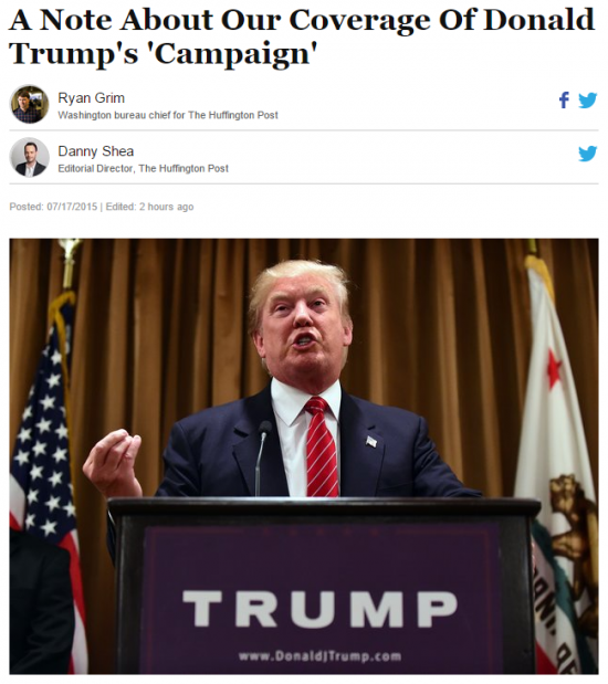 http://www.huffingtonpost.com/entry/a-note-about-our-coverage-of-donald-trumps-campaign_55a8fc9ce4b0896514d0fd66