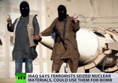 ISIS nuclear Iraq