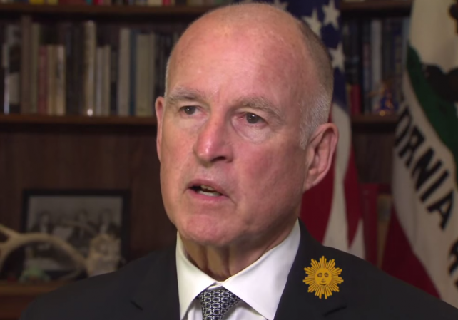Jerry Brown net worth salary