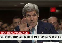 John Kerry Iran Deal Senate