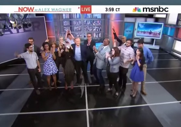 MSNBC says goodbye to 3 shows