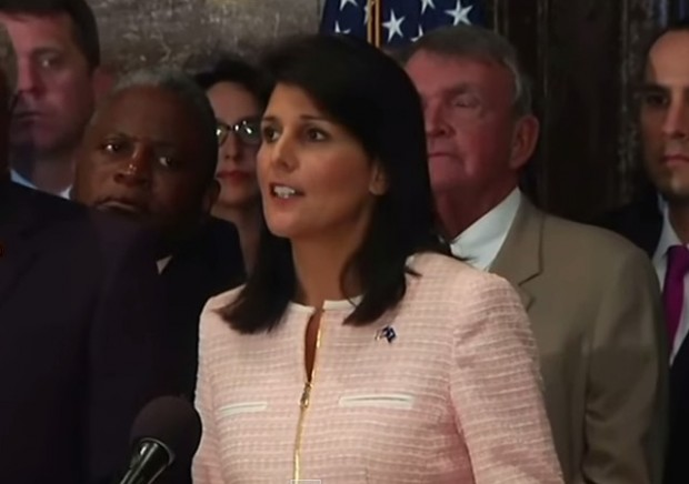 Nikki Haley speech