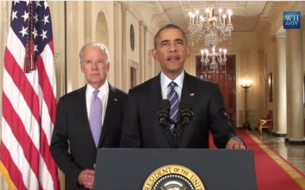 Obama Iran Nuke Deal Announcement