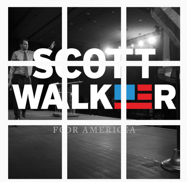 Scott Walker For America Instagram Presidential Announcement