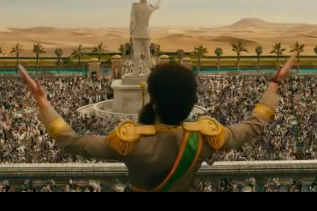 the dictator and orientalism Julijana nicha orientalism and post-colonialism: depicting arab imagery in hollywood movies 11/15/2012 1|page history shows that wars were not the only mean of civil domination.