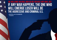 ayatollah khamenei suicide obama tweet