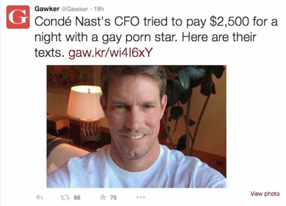 gawker geithner tweet