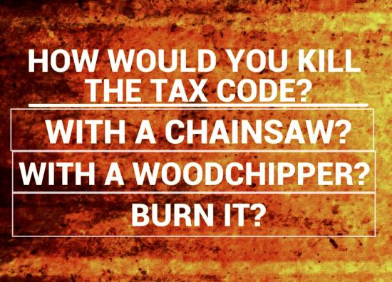 rand paul kill the tax code choices