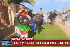 tripoli embassy evacuation