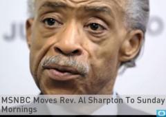 Al Sharpton MSNBC