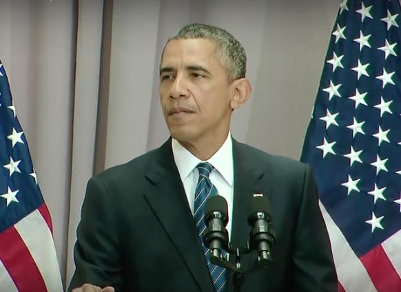Barack Obama Iran Speech August 2015