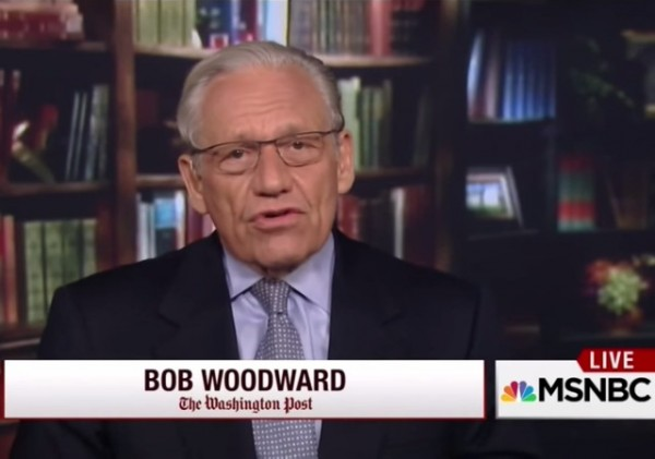 Bob Woodward Hillary and Nixon